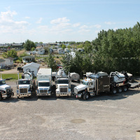 Fleet of Vacuum Trucks